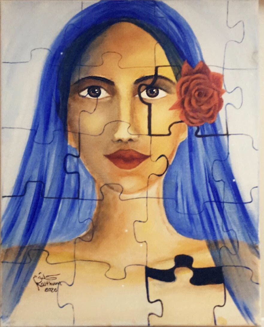 The Puzzle of Woman